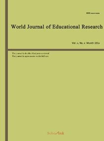 Research paper in education journal